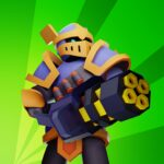 Bullet Knight Dungeon Crawl Shooting Game 1.0.6 APK MOD Unlimited Money