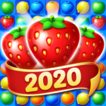 Fruit Genies – Match 3 Puzzle Games Offline 1.13.2 APK MOD Unlimited Money