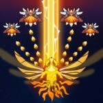 Sky Champ Galaxy Space Shooter 6.2.3 APK MOD Unlimited Money