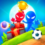 Stickman Party 1 2 3 4 Player Games Free 1.9.6.2 MOD Unlimited Money