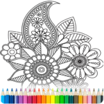 Coloring Book for Adults 7.3.2 APK MOD Unlimited Money