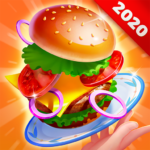 Cooking Frenzy A Crazy Chef in Cooking Games 1.0.30 MOD Unlimited Money