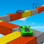 Impossible Car Stunt Game 2020 – Racing Car Games 13 APK MOD Unlimited Money