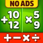 Math Games – Addition Subtraction Multiplication 0.0.5 MOD Unlimited Money