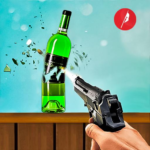 Real Bottle Shooting Free Games 3D Shooting Games 3.2 APK MOD Unlimited Money