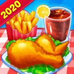 Cooking Dream Crazy Chef Restaurant Cooking Games 5.15.132 APK MOD Unlimited Money