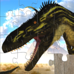 Dinosaurs Jigsaw Puzzles Game – Kids Adults 25.1 APK MOD Unlimited Money