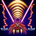 Galaxy Invader Space Shooting 2.1 APK MOD Unlimited Money