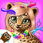 Jungle Animal Hair Salon – Styling Game for Kids 3.0.44 APK MOD Unlimited Money