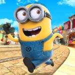 Minion Rush Despicable Me Official Game 7.3.0i MOD Unlimited Money