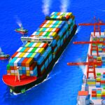 Sea Port Cargo Ship Town Build Tycoon Strategy 1.0.136 APK MOD Unlimited Money