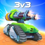Tanks A Lot – Realtime Multiplayer Battle Arena 2.56 MOD Unlimited Money
