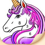 Tap Color- Color by Number Art Coloring Game 4.3.0 MOD Unlimited Money