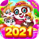 Bubble Shooter Free Panda 1.6.21 APK MOD Unlimited Money