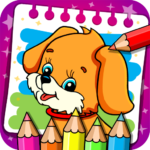 Coloring Learn Animals – Kids Games 1.16 APK MOD Unlimited Money