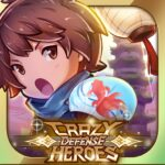 Crazy Defense Heroes Tower Defense Strategy Game 2.3.5 APK MOD Unlimited Money