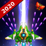 Galaxy Invader Space Shooting 2020 1.61 APK MOD Unlimited Money