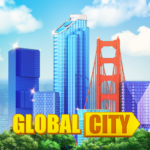 Global City Build your own world. Building Game 0.1.4389 APK MOD Unlimited Money