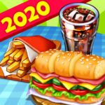 Hells Cooking crazy burger kitchen fever tycoon 1.43 APK MOD Unlimited Money