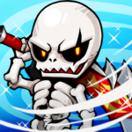 IDLE Death Knight Varies with device APK MOD Unlimited Money