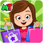 My Town Shopping Mall Free 1.06 APK MOD Unlimited Money