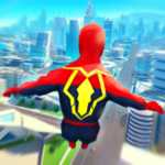 Super Heroes Fly Sky Dance – Running Game 0.6 APK MOD Unlimited Money
