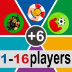 2 3 4 5 6 player games free without wifi internet 1.11 APK MOD Unlimited Money