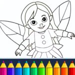 Coloring game for girls and women 15.0.8 APK MOD Unlimited Money