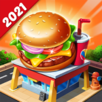 Cooking Crush New Free Cooking Games Madness 1.2.6 APK MOD Unlimited Money