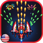 Falcon Squad Galaxy Attack – Free shooting games 61.1 APK MOD Unlimited Money