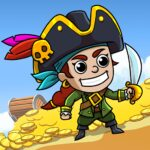 Idle Pirate Tycoon 1.0 APK MOD Unlimited Money