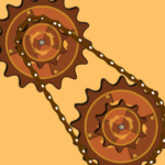 Steampunk Idle Spinner Coin Factory Machines 1.9.3 APK MOD Unlimited Money