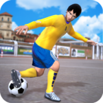 Street Soccer League 2020 Play Live Football Game 2.5 APK MOD Unlimited Money