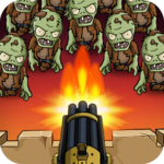 Zombie War Idle Defense Game 17 APK MOD Unlimited Money