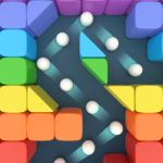 Brick Ball Blast A Free Relaxing 3D Crush Game 1.3.0 APK MOD Unlimited Money