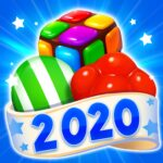 Candy Witch – Match 3 Puzzle Free Games 16.1.5038 APK MOD Unlimited Money