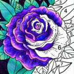 Coloring Book – Color by Number Paint by Number 1.6.18 APK MOD Unlimited Money