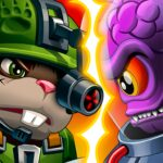 Hamsters PVP Fight for Freedom 1.21 APK MOD Unlimited Money