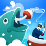 Hooked Inc Fisher Tycoon 2.15.1 APK MOD Unlimited Money