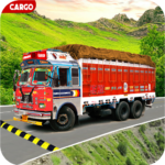 Indian Real Cargo Truck Driver 1.51 APK MOD Unlimited Money