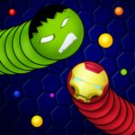 Snaky .io – Fun Multiplayer Slither Battle 5.4 APK MOD Unlimited Money