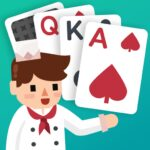 Solitaire Cooking Tower 1.3.4 APK MOD Unlimited Money