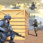 new action games fps shooting games 3.0 APK MOD Unlimited Money