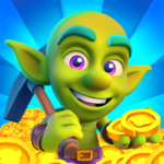 Gold and Goblins Idle Miner 1.0.5 APK MOD Unlimited Money