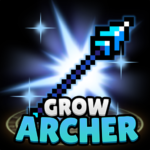 Grow ArcherMaster – Idle Action Rpg 1.1.0 APK MOD Unlimited Money