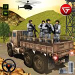 US Army Truck Driving 2018 Real Military Truck 3D 1.0.5 APK MOD Unlimited Money