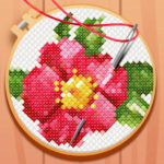 CROSS-STITCH COLORING BOOK 0.200.330 APK MOD Unlimited Money