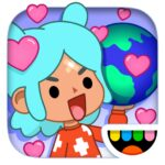 Toca Life World Build stories create your world 1.30 APK MOD Unlimited Money