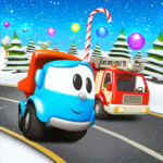 Leo the Truck 2 Jigsaw Puzzles Cars for Kids 1.0.12 APK MOD Unlimited Money