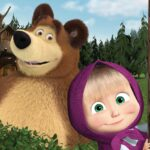 Masha and the Bear. Educational Games 5.5 APK MOD Unlimited Money